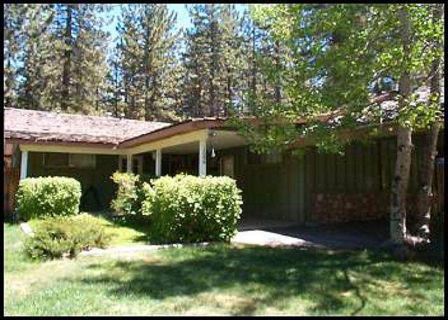 House in family neighborhood #305 - Image 1 - South Lake Tahoe - rentals