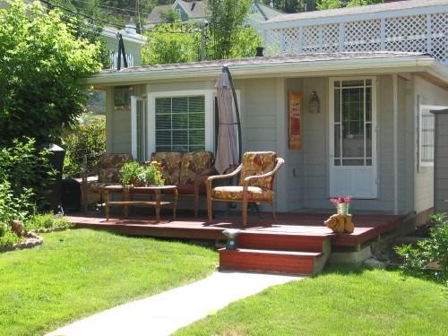 Black Hills Bed  Breakfast - Backyard Cottage B&B; - Deadwood - rentals