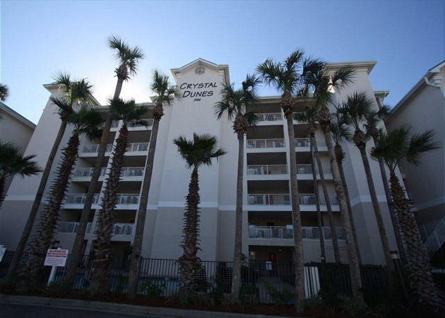 Crystal Dunes 204 Beach Front in Destin ~ FREE Golf, Fishing & Snorkeling!! - Image 1 - Destin - rentals