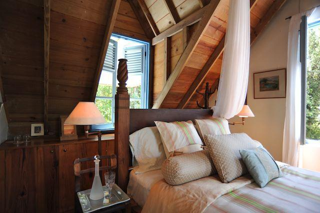 Master Suite - Harmony Villa, A little luxury in the Rainforest. - Morne Trois Pitons National Park - rentals