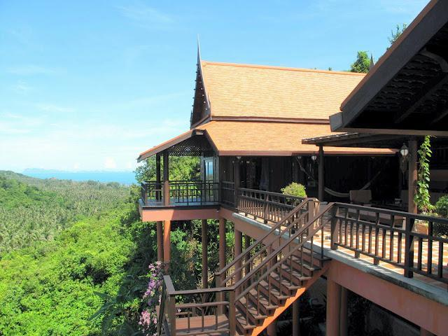 Villa 11 - Traditional Thai House with Views - Image 1 - Koh Samui - rentals