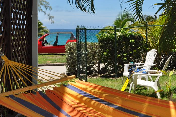 Sea-view Apartment - the garden - Sea-view Apartment - 70 mt. from the sea!! - Silver Sands - rentals