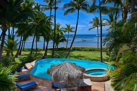 Alfresco Dining, Glorious Ocean Views, Enjoy Swimming and Surfing at Maui Magic - Image 1 - Lahaina - rentals
