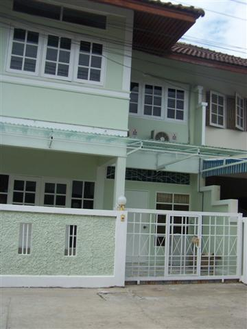 Townhouses for rent in Hua Hin: T0019 - Image 1 - Hua Hin - rentals