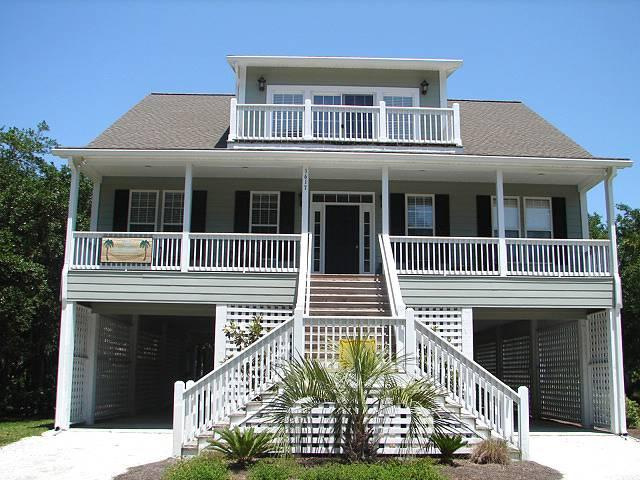 "1617 Lybrand St - ""High Maintenance"" - Image 1 - Edisto Beach - rentals"