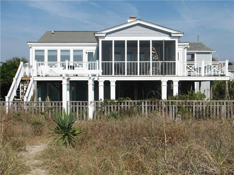 "2809 Point St. -""Overboard"" - Image 1 - Edisto Beach - rentals"