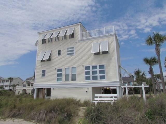 "304 Palmetto Blvd - ""Temporarily Yours"" - Image 1 - Edisto Beach - rentals"