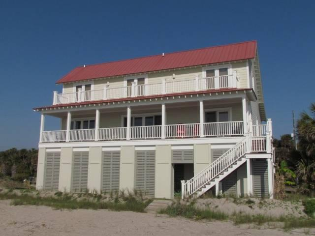 "720 Palmetto Blvd - ""The Edistoaway II"" - Image 1 - Edisto Beach - rentals"