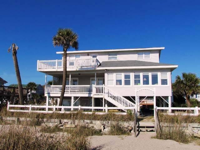 "516 Palmetto Blvd - ""Beach Music Whole"" - Image 1 - Edisto Beach - rentals"