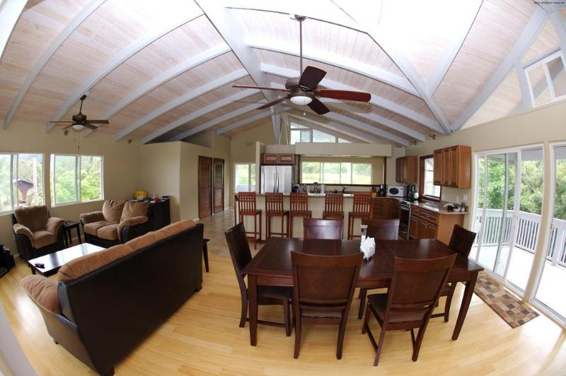 ZU3A8266 - Newer Ocean View Home - Granite, Pool ! - Haleiwa - rentals