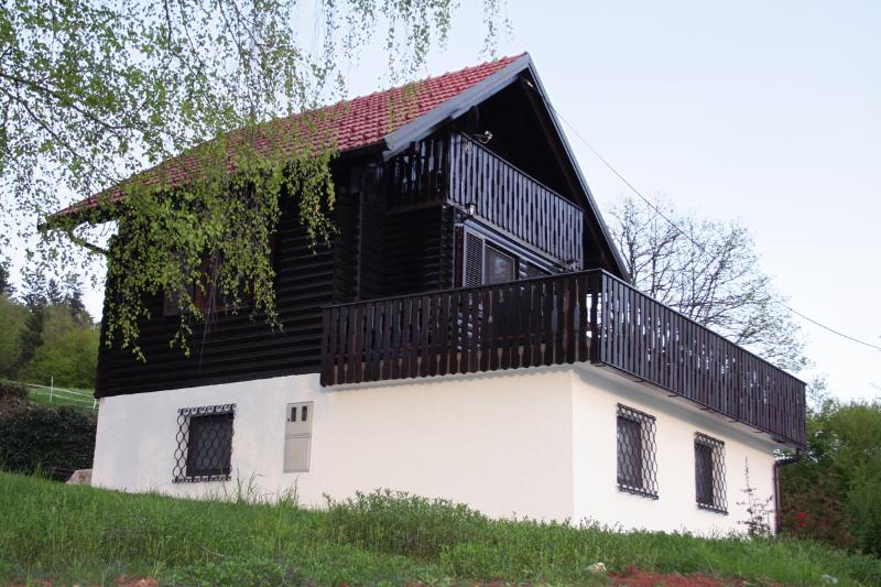 Chalet with large South facing terrace - 6 bed Traditional Alpine Chalet  - stunning views. - Ljubljana - rentals