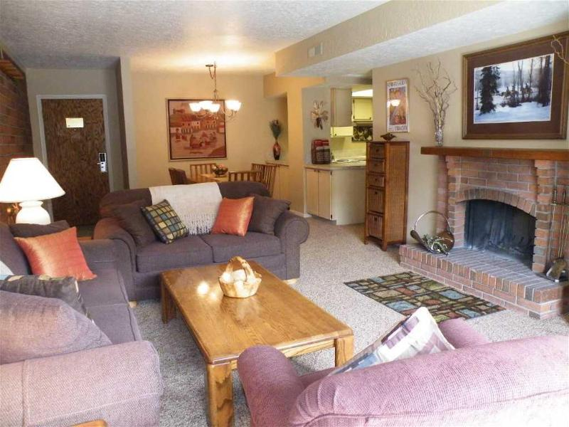 Living Room - Best Loc., Comfort, Service and Value (#145) - Park City - rentals