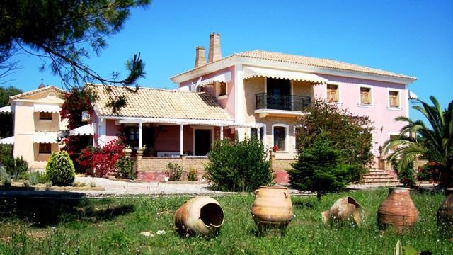 House of Literature - Exterior - Sarakino - House of Literature, Poetry & Prose - Zakynthos - rentals