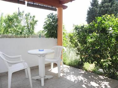SA1(2): covered terrace - 2575 SA1(2) - Susica - Susica - rentals