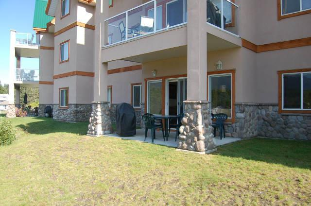 """Heron Point 108 Exterior - Invermere on the Lake 2bdrm """"Lake View' Condo - Invermere - rentals"""