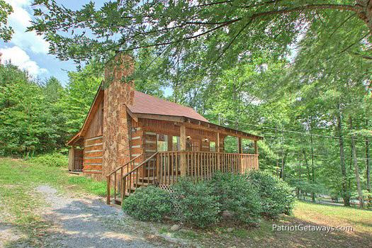 Call Of The Wild - Image 1 - Pigeon Forge - rentals