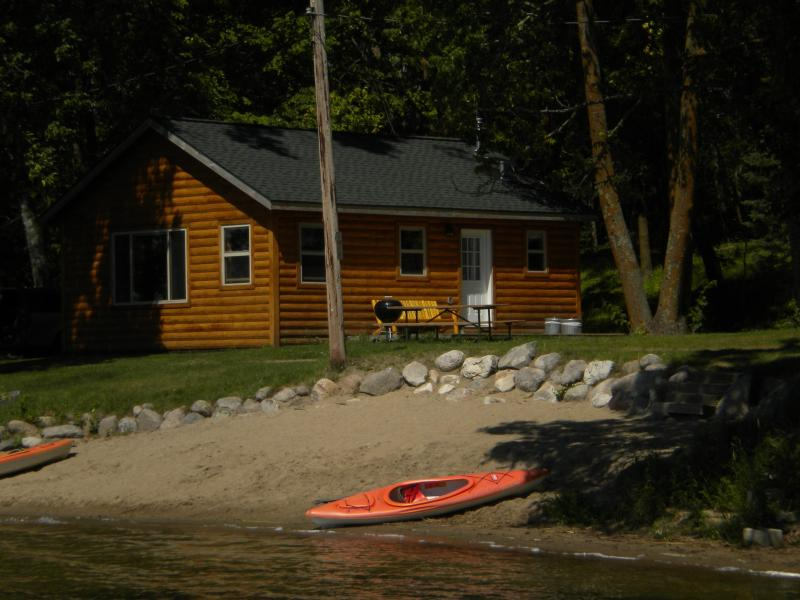 Outside View - Lazy Daze on the Beach-#4 - Deer River - rentals