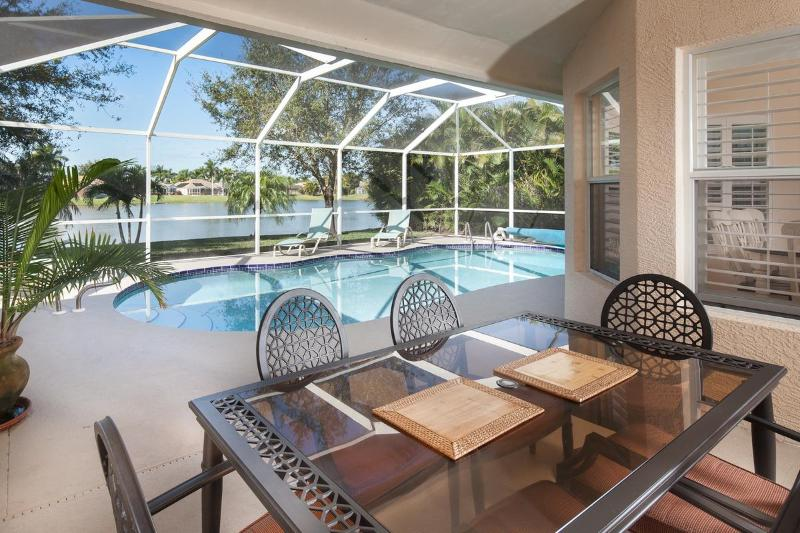 Charming Home on Southwestern Lake Close to Beach - Image 1 - Naples - rentals