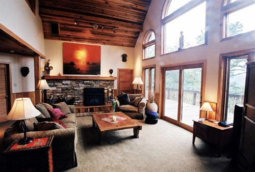 living room.JPG - The Perfect Escape - Asheville - rentals