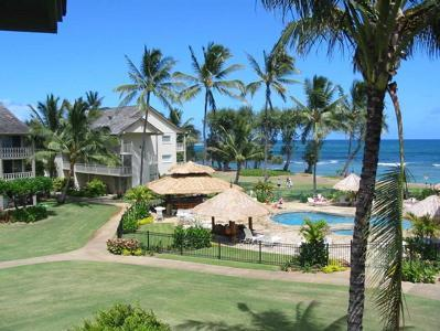 GORGEOUS Views from your lanai - Islander on the Beach Top Floor Gorgeous Oceanview - Kapaa - rentals