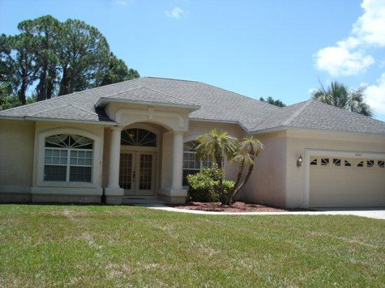 Manasota 3 - great home with huge pool mins beach - Image 1 - Englewood - rentals