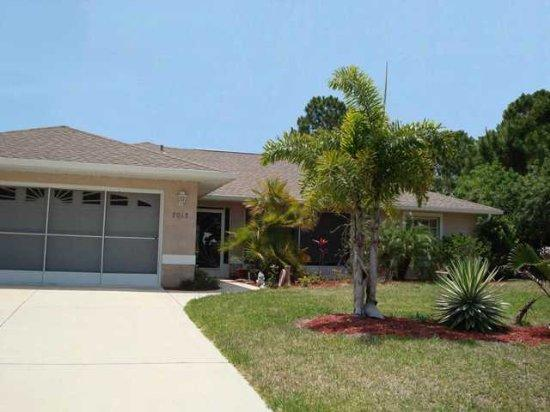 Sea Mist - canal front home with pool - Image 1 - Port Charlotte - rentals