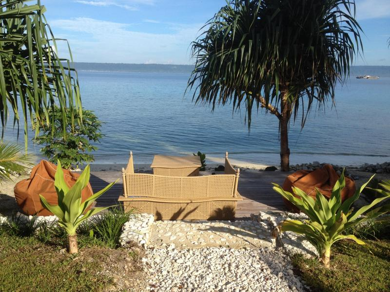 Sitting Pretty on the beach !! - The Boat House | Private beach  | Port Vila - Epi Island - rentals
