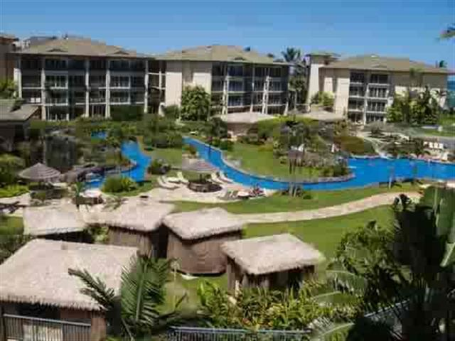 Serpentine Pool - Summer Deals Now!  Waipouli Beach F403 2Bd/3Ba - Kapaa - rentals