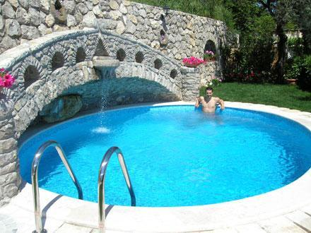 vesposito piscina1 - Villa Esposito enchanting position, pool, sea view - Sorrento - rentals