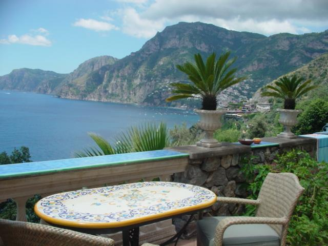 PRIVATE ROMANTIC DINING ON YOUR PRIVATE PARADISE TERRACE - Limoncello-Luxury Studio in Positano - Positano - rentals