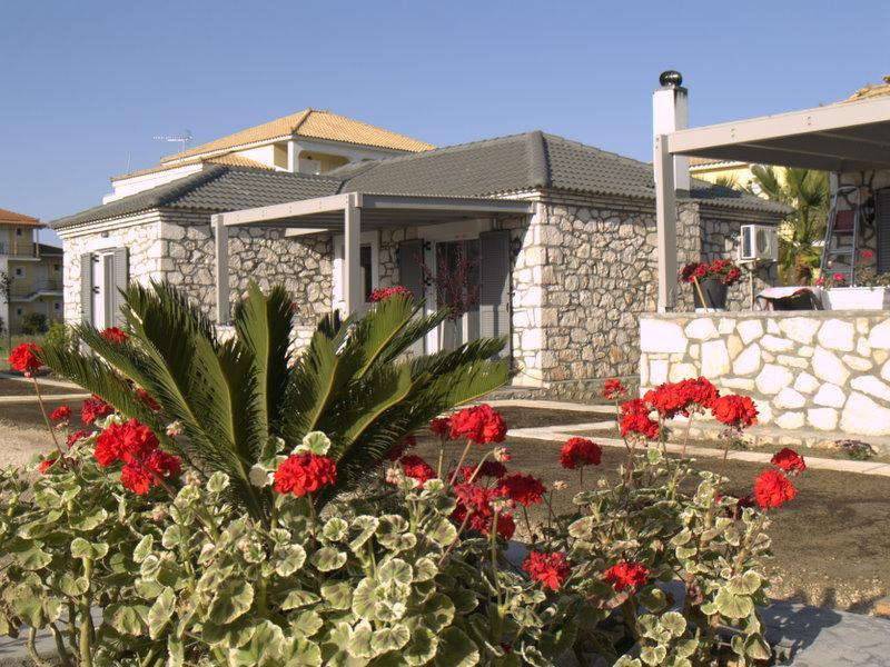 Outside - Harmony Villa 1 - 2 bedroom free WiFi near the sea - Zakynthos - rentals
