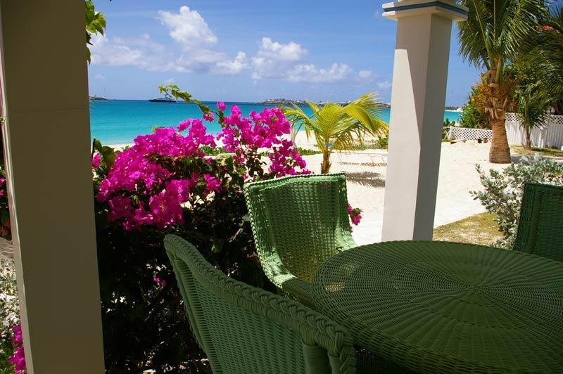 Barefoot is located directly on Simpson Bay Beach - Barefoot - Simpson Bay - rentals