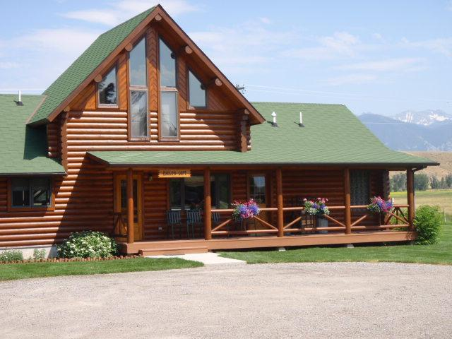 Eagle\'s Loft Lodge - Eagle's Loft  - Perfect Mountain Retreat - Ennis - rentals