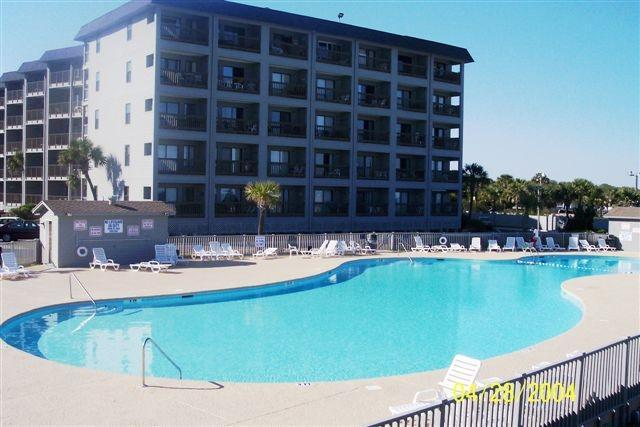 Largest Ocean Front Pool in all of M.B - Terrific Vacation at the Myrtle Beach Resort - Myrtle Beach - rentals