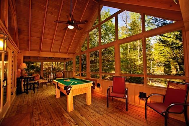 Outdoor Living at Its Best - WOODLAND OASIS--The Name Says it All - Pigeon Forge - rentals