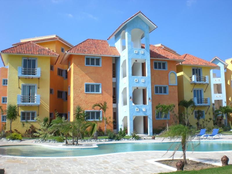 Residence view - Sea ,sun and fun starting at 37 USD/night - Cabarete - rentals