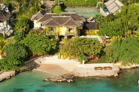 Beach paradise Keela Wee on Discovery Bay with tennis , snorkeling and kayaks - Image 1 - Discovery Bay - rentals