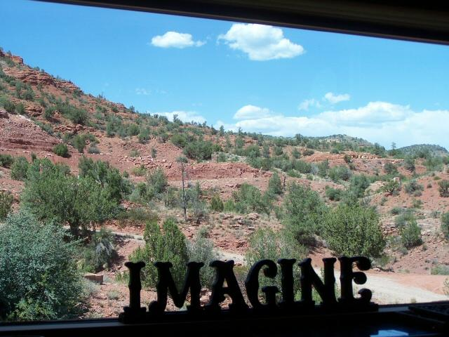 Imagine a stunning place with breath taking views! - Villa with guest studio and breathtaking views - Sedona - rentals