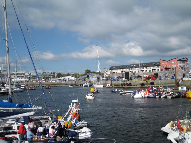 Galway holiday rental.JPG - Galway city center holiday selfcatering, 6 people - Galway - rentals