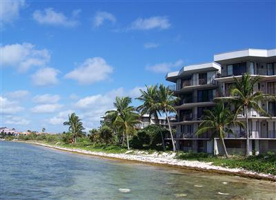 1800 Building - 1800 Atlantic Key West 2 bedroom garden-view A307 - Key West - rentals
