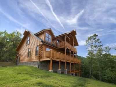 "A View to a Dream Cabin - ""A View to a Dream"" - Pigeon Forge - rentals"
