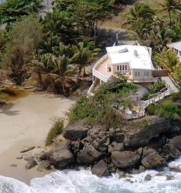 Beach house closeup - Coralina Del Mar - Rincon - rentals