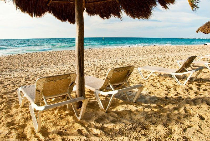 Beach steps from Casa Cocatino - Beach view 2 bedroom Casa Cocatino Natz Ti ha B301 - Playa del Carmen - rentals