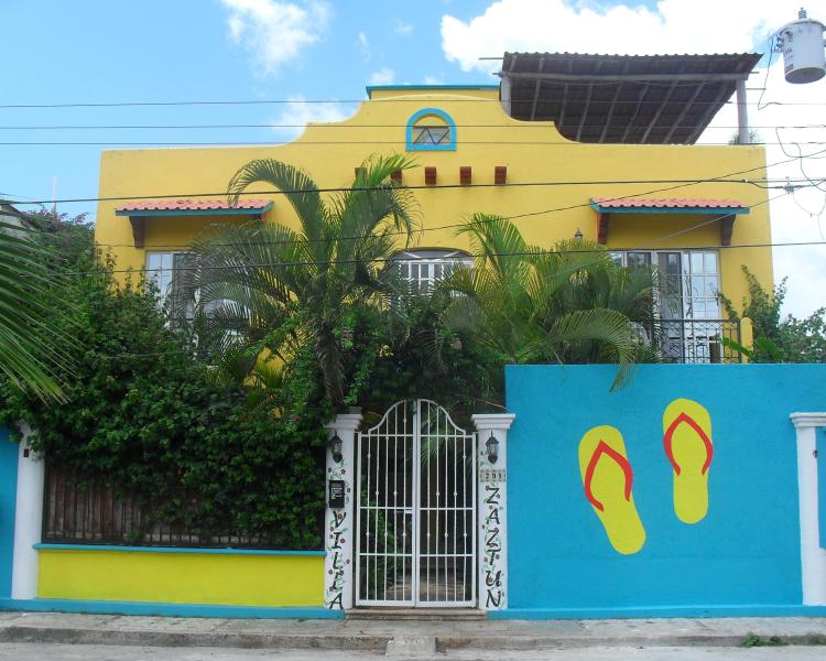 Front View - Apartment fully furnished & convieient - Cozumel - rentals