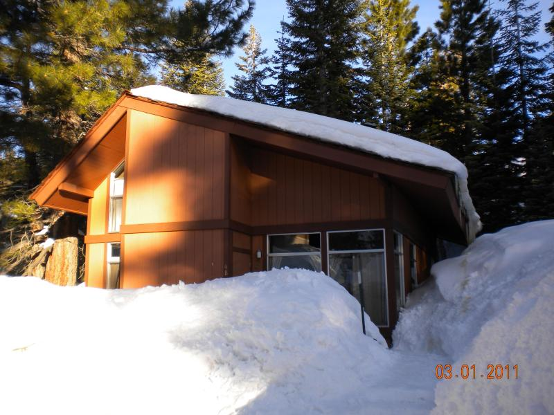 Winter snow - MAMMOTH HOME WALK TO THE VILLAGE! - Mammoth Lakes - rentals