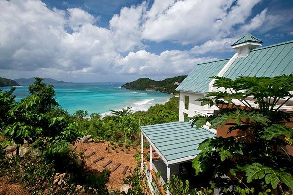 All rooms look out to sea levels and each suite has a romantic balcony. MAT REF - Image 1 - Tortola - rentals
