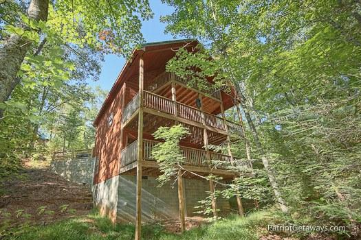 Pigeon Forge 2 BR-3 BA House (1-939 A Moment In Time) - Image 1 - Pigeon Forge - rentals