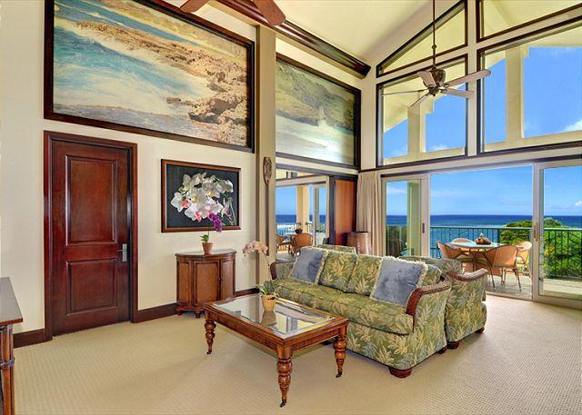 THE Grand Ali'i PRESIDENTIAL Penthouse ** CALL For RATES ** - Image 1 - Kapaa - rentals