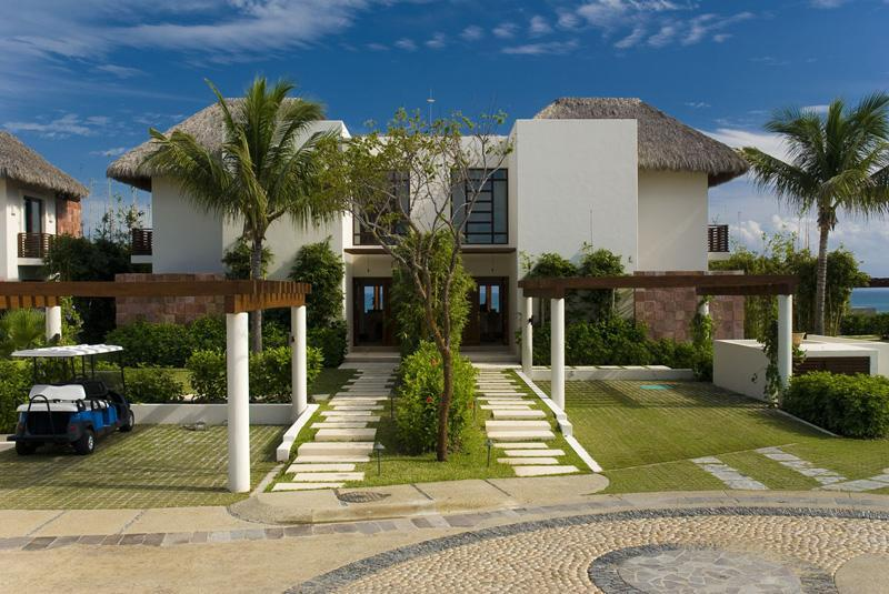 Luxury Ocean View Villa in Gated Punta Mita Resort - Image 1 - Punta de Mita - rentals