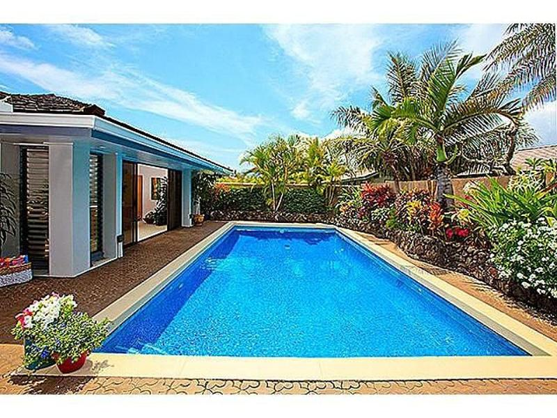 Beautiful tiled pool - Kailua Beach Dream - Kailua - rentals